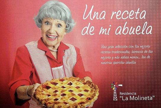 La portada del libro. / Foto: Residencia La Molineta.