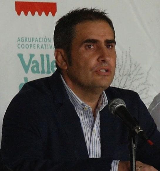Ignacio Moreno Quintín / Foto: DO Cereza del Jerte