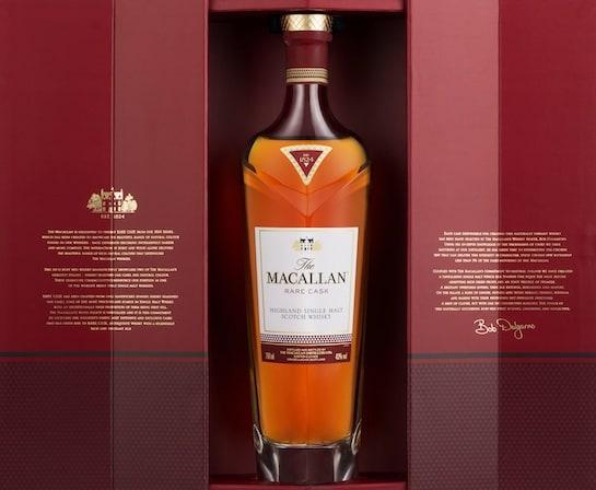 El nuevo whisky de The Macallan