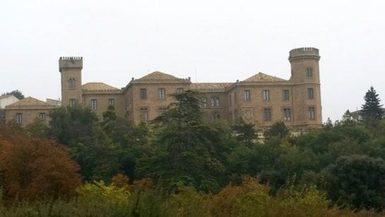 El Palacio de la Condena de la Vega del Pozo.