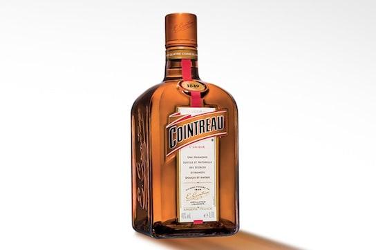 Botella de Cointreau. / Foto: Cointreau