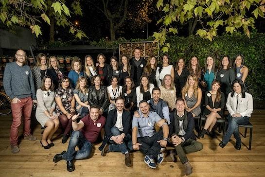 Blogueros de Canal Cocina.