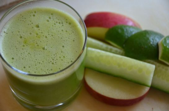 Los zumos vegetales, una opción cada vez más frecuente. / Foto: Rob Bertholf