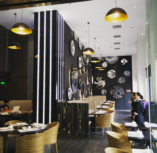 Restaurante Canton 8. Foto: M. Leonard (Instagram)
